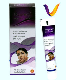 Regency Melasma  Cream